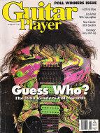 Guitar Player Magazine January 1991 Magazine