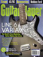 Guitar Player Magazine July 2003 Magazine
