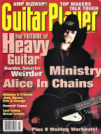Guitar Player Magazine March 1996 Magazine