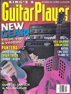 Guitar Player Magazine May 1994 Magazine