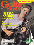 Guitar Player Magazine October 1990 Magazine