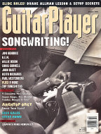 Guitar Player Magazine October 1993 Magazine