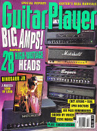 Guitar Player Magazine October 1994 Magazine
