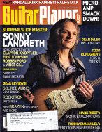 Guitar Player Magazine October 2008 Magazine