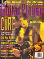 Guitar Player Magazine September 1992 Magazine