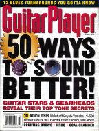 Guitar Player  Mar 1,2000 Magazine