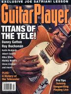 Guitar Player  May 1,1998 Magazine