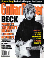 Guitar Player  May 1,2000 Magazine