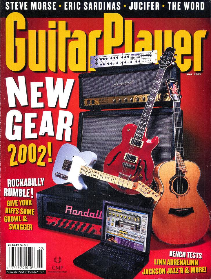 Guitar Player  May 1,2002