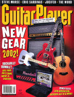 Guitar Player  May 1,2002 Magazine