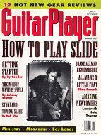 Guitar Player  Nov 1,1992 Magazine