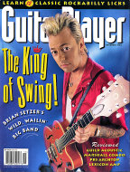 Guitar Player  Nov 1,1998 Magazine