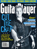 Guitar Player  Oct 1,2002 Magazine