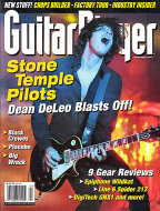 Guitar Player  Sep 1,2001 Magazine