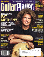 Guitar Player  Sep 1,2008 Magazine