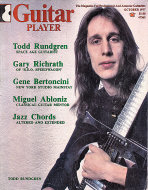 Guitar Player Vol. 11 No. 10 Magazine