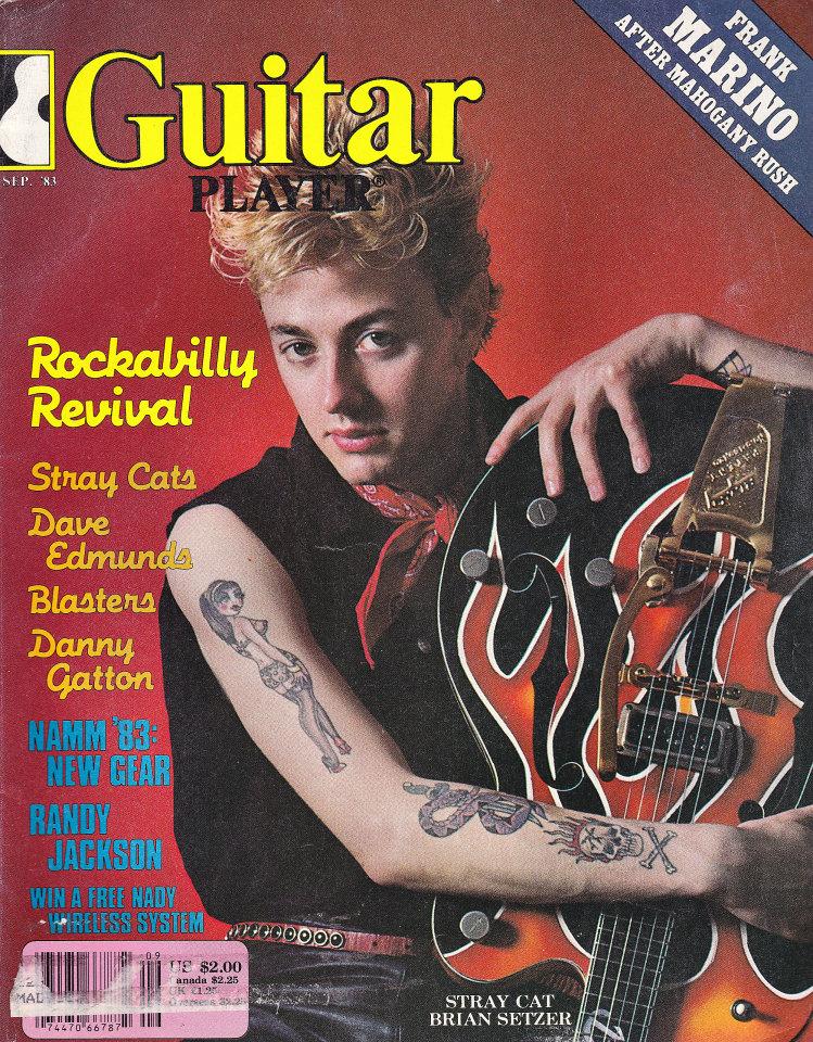 Guitar Player Vol. 17 No. 9