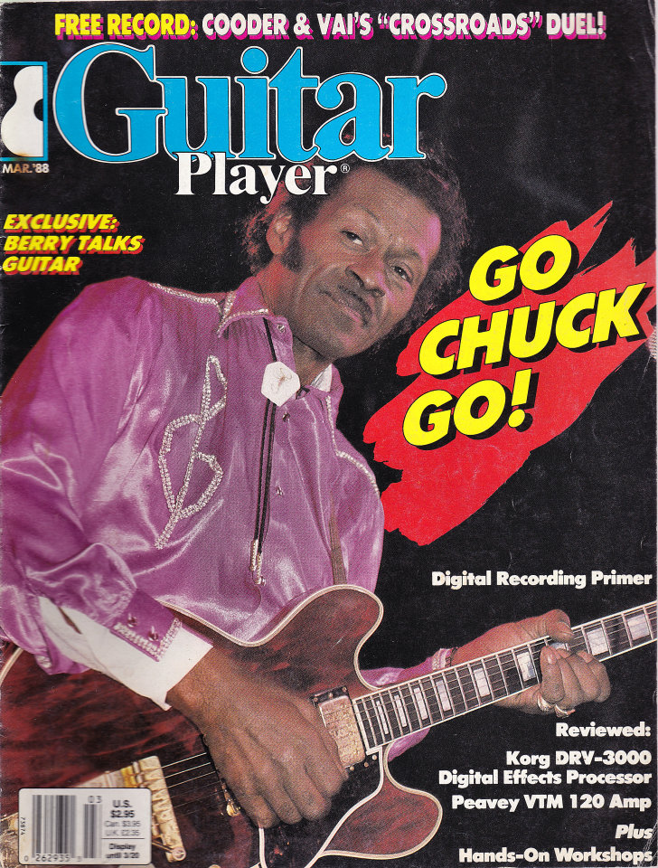 Guitar Player Vol. 22 No. 3