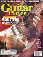 Guitar Player Vol. 24 No. 11 Magazine