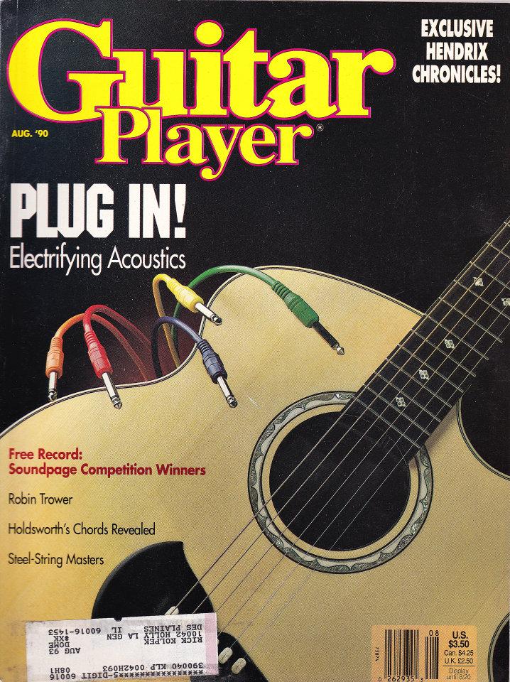 Guitar Player Vol. 24 No. 8