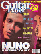 Guitar Player Vol. 25 No. 4 Magazine