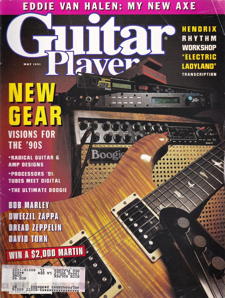 Guitar Player Vol. 25 No. 5