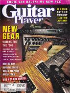 Guitar Player Vol. 25 No. 5 Magazine