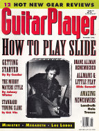 Guitar Player Vol. 26 No. 11 Magazine