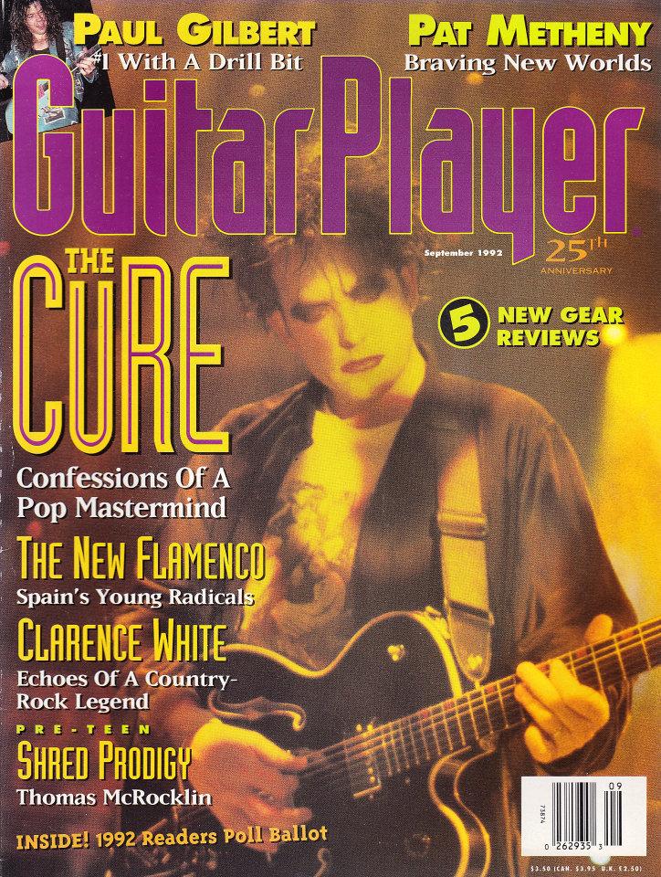 Guitar Player Vol. 26 No. 9