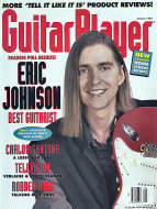 Guitar Player Vol. 27 No. 1 Magazine