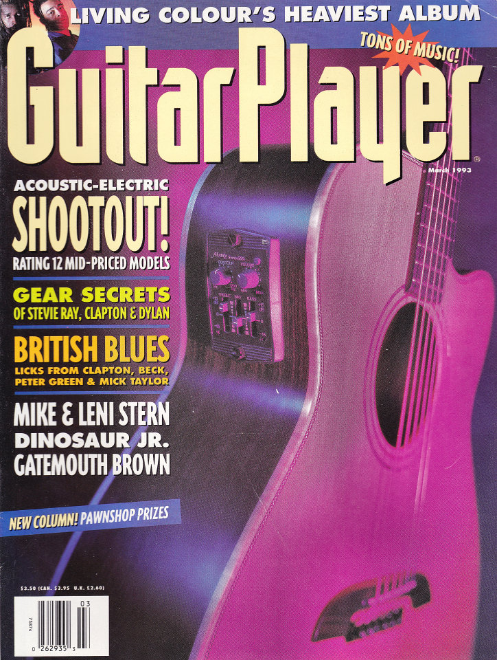 Guitar Player Vol. 27 No. 3