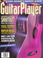 Guitar Player Vol. 27 No. 3 Magazine