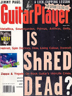 Guitar Player Vol. 27 No. 8 Magazine