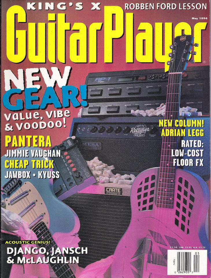 Guitar Player Vol. 28 No. 5