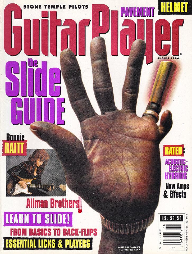 Guitar Player Vol. 28 No. 8