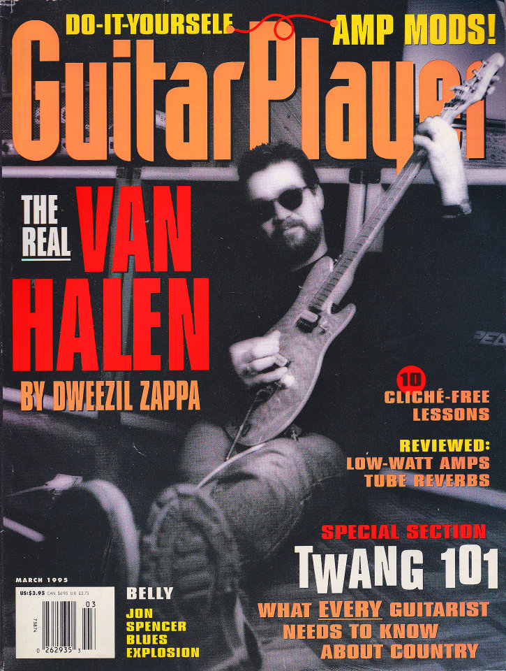 Guitar Player Vol. 29 No. 3