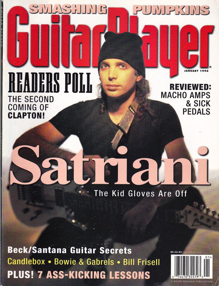 Guitar Player Vol. 30 No. 1