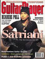 Guitar Player Vol. 30 No. 1 Magazine