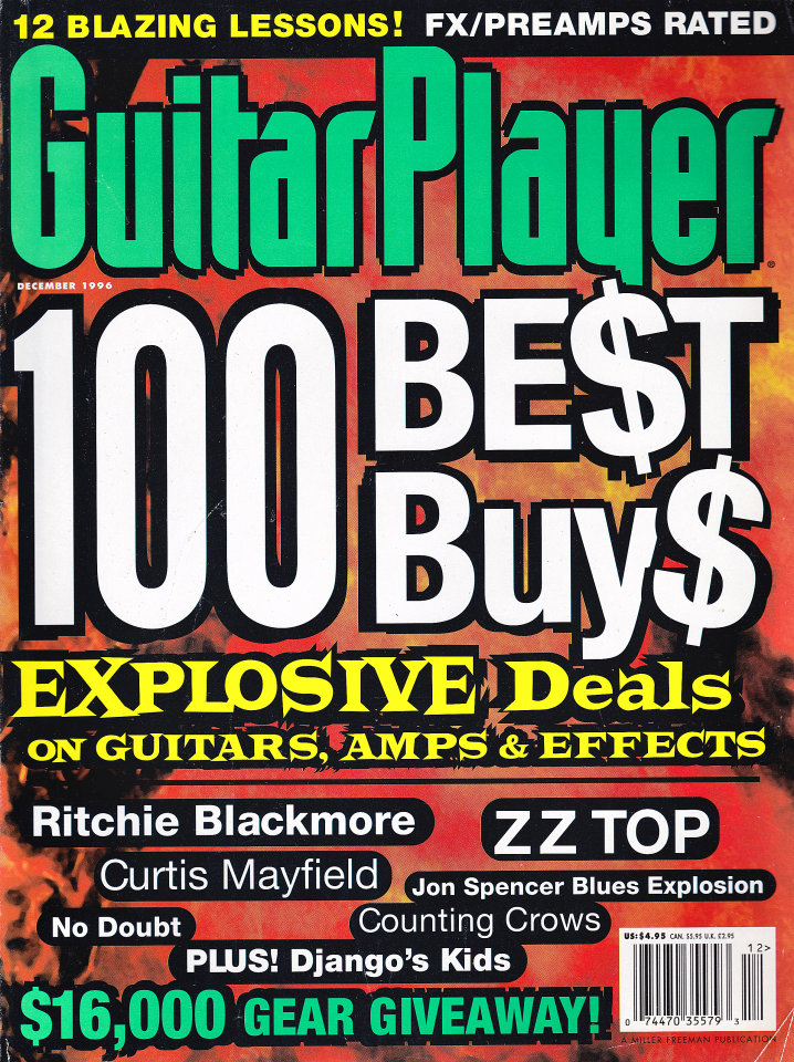 Guitar Player Vol. 30 No. 12