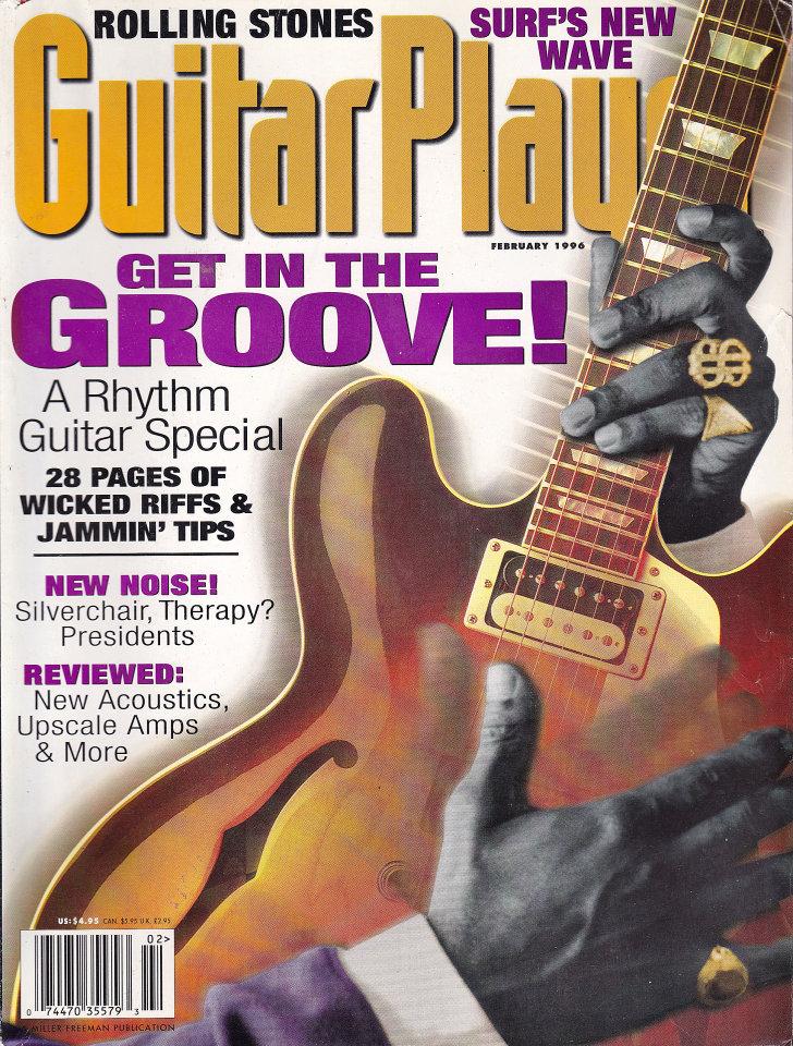Guitar Player Vol. 30 No. 2
