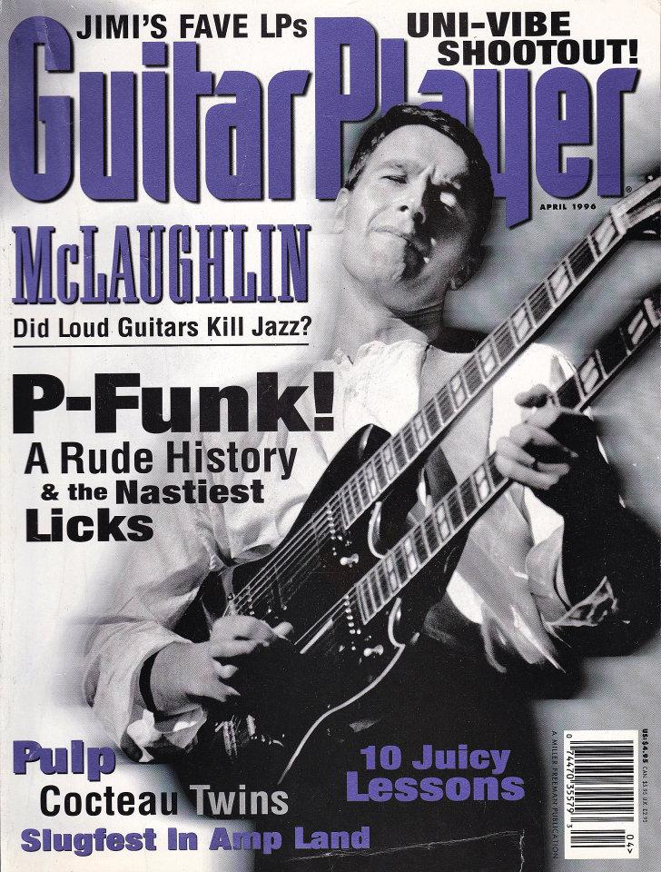 Guitar Player Vol. 30 No. 4