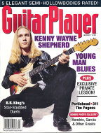 Guitar Player Vol. 32 No. 1 Magazine