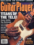 Guitar Player Vol. 32 No. 5 Magazine