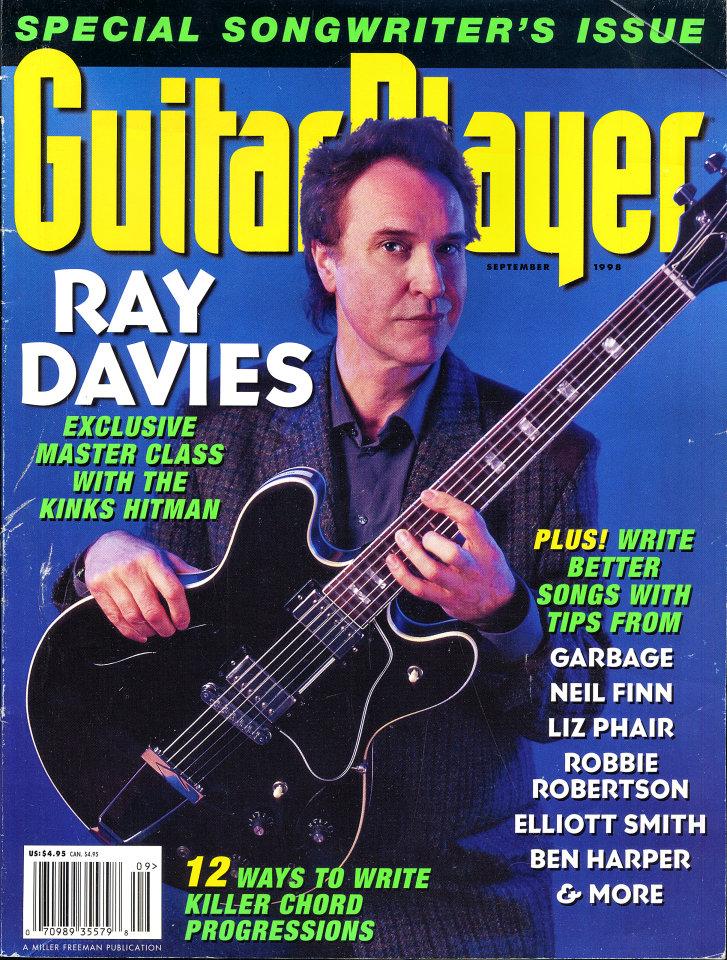 Guitar Player Vol. 32 No. 9