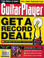 Guitar Player Vol. 33 No. 2 Magazine
