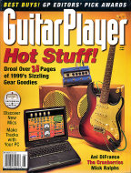 Guitar Player Vol. 33 No. 6 Magazine