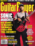 Guitar Player Vol. 34 No. 7 Magazine