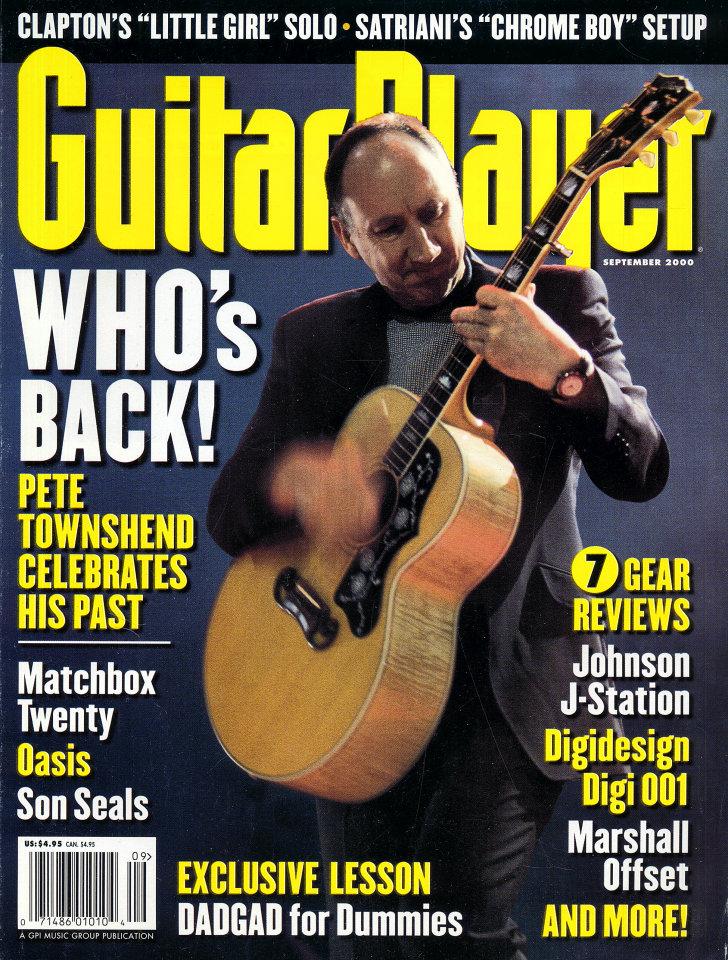 Guitar Player Vol. 34 No. 9