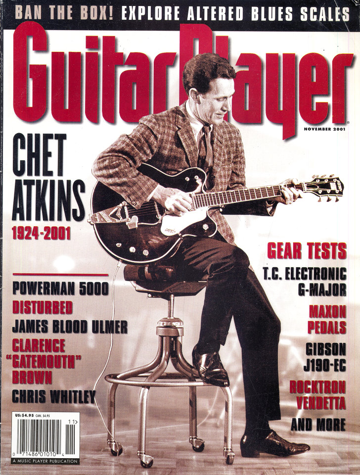 Guitar Player Vol. 35 No. 11