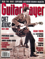 Guitar Player Vol. 35 No. 11 Magazine